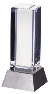 Optical Crystal Rectangular Column