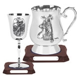Golf Tankards Golf Hipflasks Golf Goblets