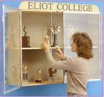 School Trophy Display Cabinets and Showcases ULT674612