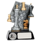 Chess Trophies & Draughts Trophies