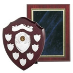 Golf Shields and Golf Plaques