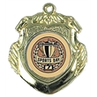 50mm Medal Design