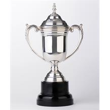 Silverplated Trophy Cup