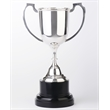 'Gazelle' Silverplated Trophy Cup