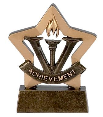 Achievement Mini Star Award