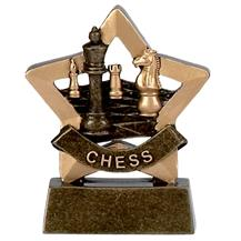 Chess Mini Star Award - A952