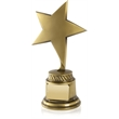 Antique Gold Finish Star Award - RS86