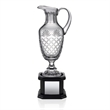 Hand Cut Crystal Claret Jug Award - Available in 2 Sizes