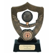 Longest Drive Shield - Gold - A349
