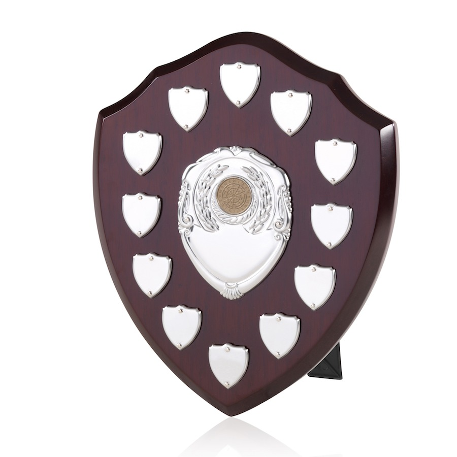 Traditional Perpetual Shield Awards -  3 sizes