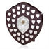 Large Traditional Perpetual Shield Awards - 14inch - 32 Shield - BPS32/14