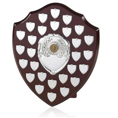 BPS28, BPS32 Large Annual Perpetual Trophy Winners Shield