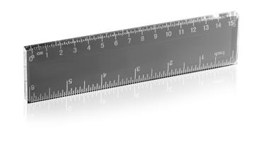 Crystal 6inch Ruler - AC91