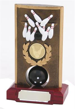 Ten Pin Bowling Award feat. Spinning Ball - TR32-203A