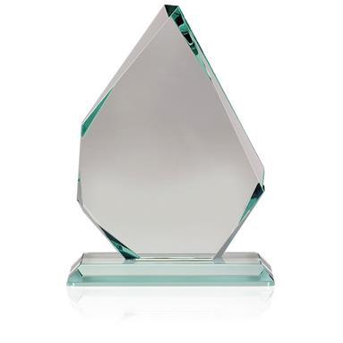 Jade Crystal Iceberg Award - 4 sizes - SCW14