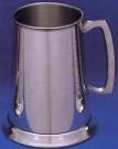 Plain Straight - Pewter Tankard