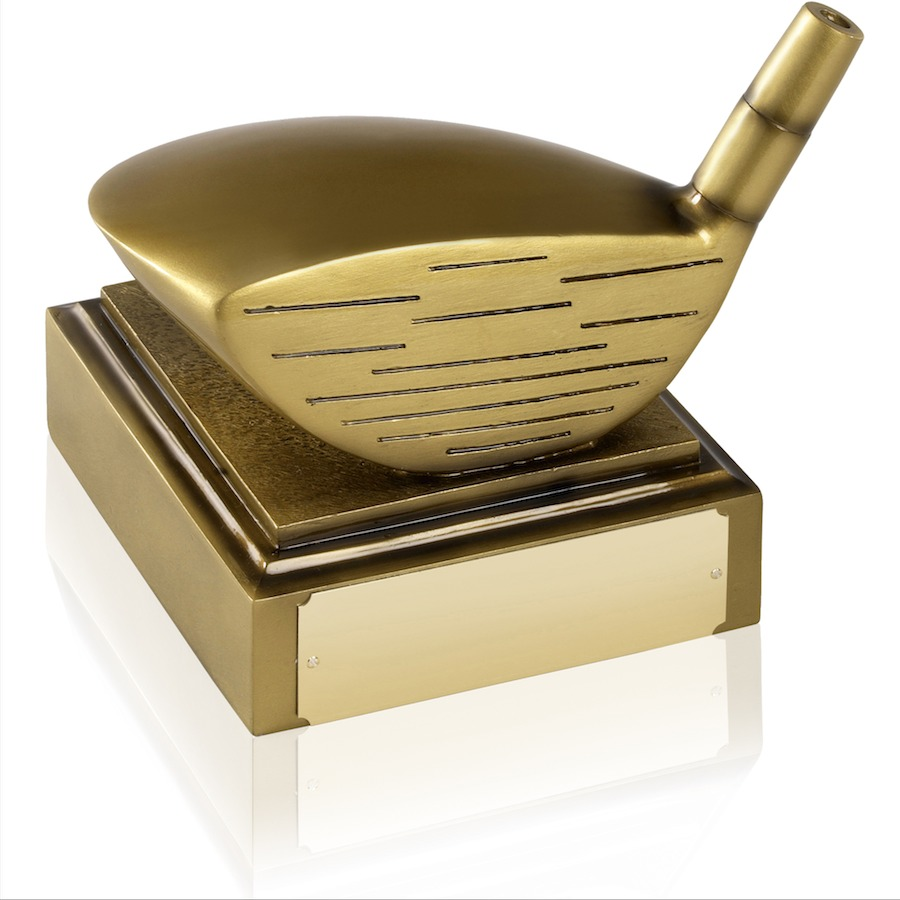 Full Size Driver Club Longest Drive - Antique Gold - RS97