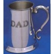 DAD - Pewter Tankard