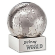 Puzzle Globe - You're my World