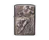 Football Zippo Lighter