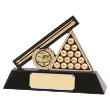 Beautiful Snooker Trophy