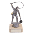 Marble Plastic Angling Trophy