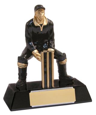 Ultimate Resin Cricket Wicketkeeper Trophy
