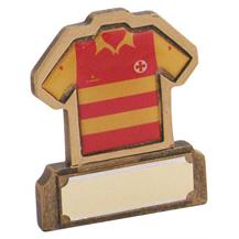 Ultimate Resin Rugby 'Shirt' Trophy