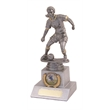 Superb Plastic Female Football Trophy