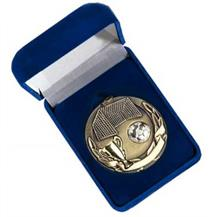 Velvet Silk lined medal box