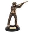Resin Clay Pigeon Trophy