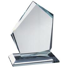 Starfire Summit Clear Glass Award