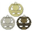 Sports Day Medal - Bronze, Silver & Gold