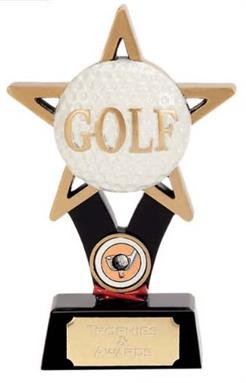 Golf Ball Trophy