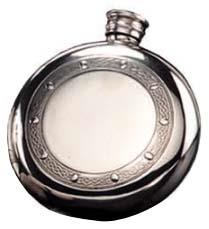 Mull Celtic Round Flasks