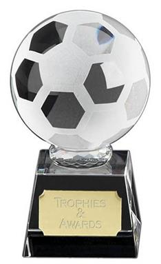 Victory Football Crystal Award